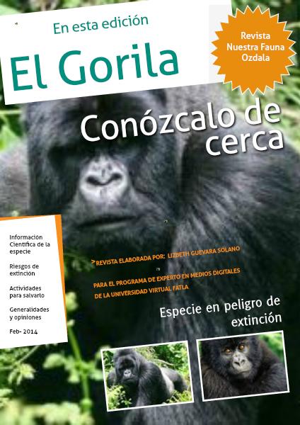 El Gorila Volumen 1 (Feb. 2014)