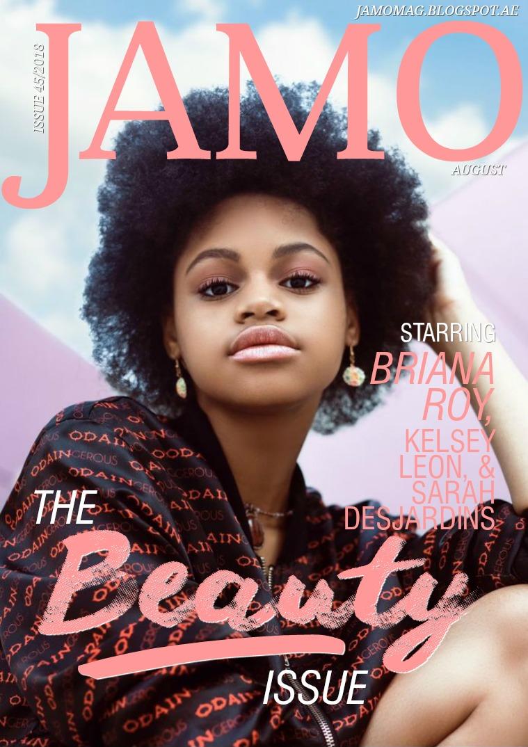 JAMO magazine August 2018/ 45 Issue