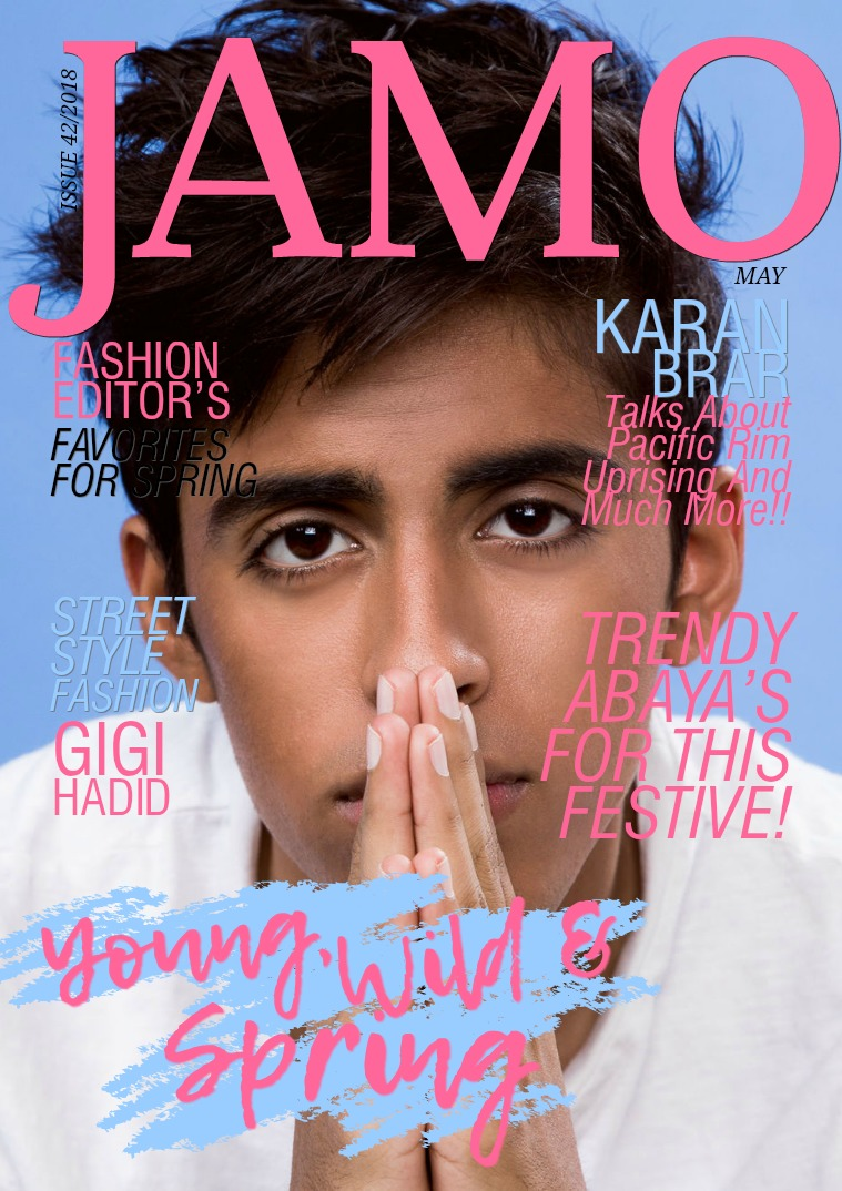 JAMO magazine MAY 2018/ 42 Issue