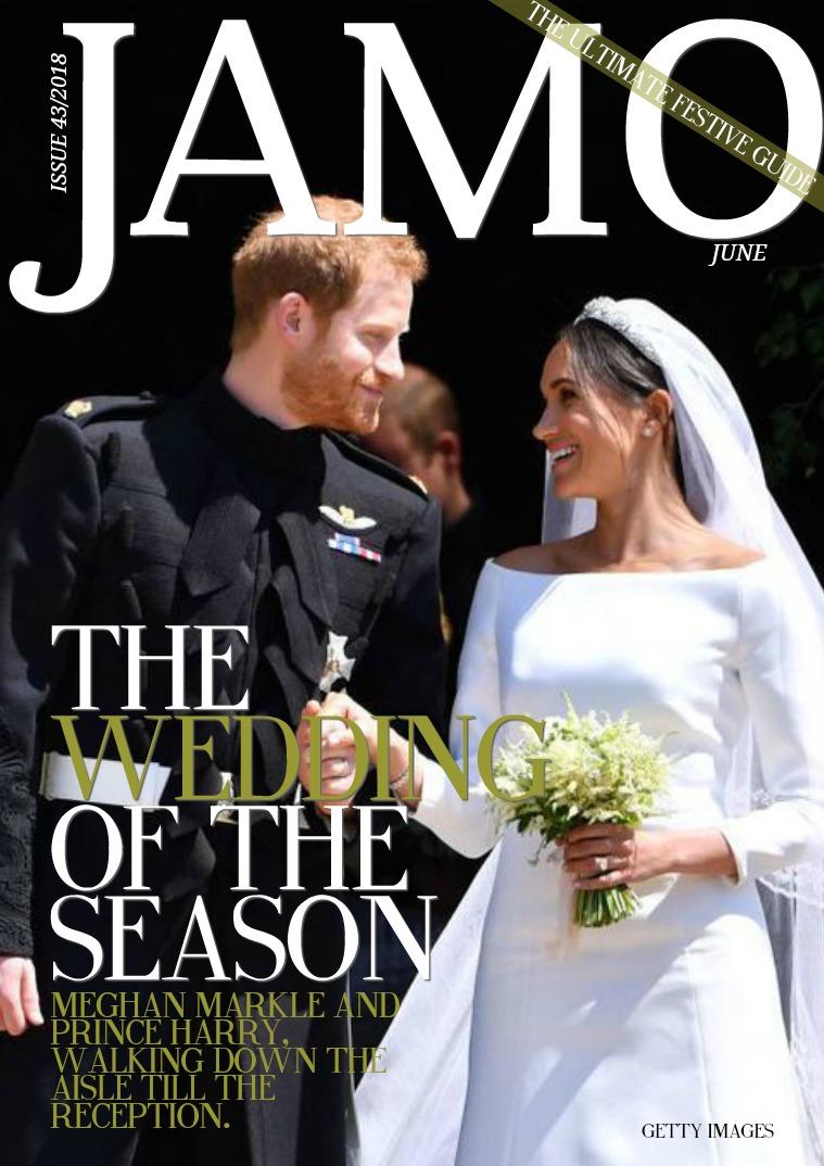 JAMO magazine June 2018/ 43 Issue