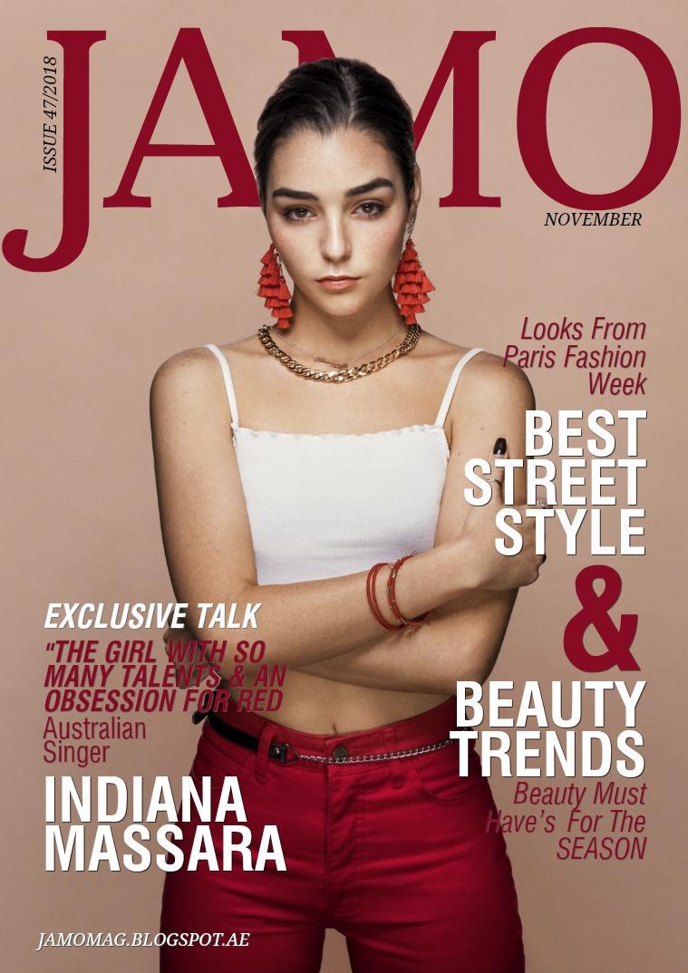 JAMO magazine November 2018/ 47 Issue