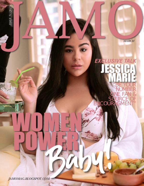 JAMO magazine March 2019 / 51th Issue