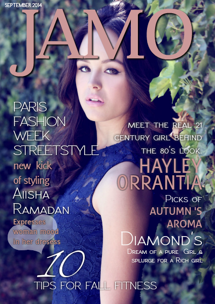 JAMO magazine September issue 2014