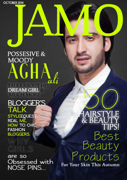 October issue 2014