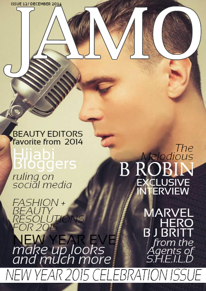 JAMO magazine December/12 issue 2014