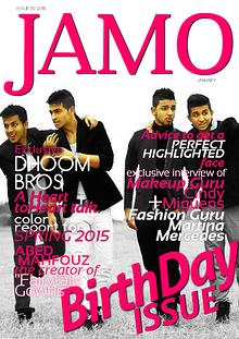 JAMO magazine