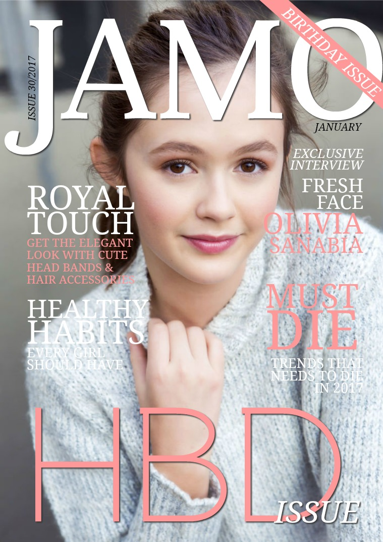 January 2017/ 29th issue