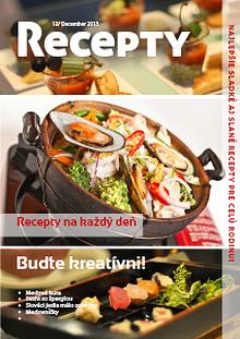 Recepty-December 2013