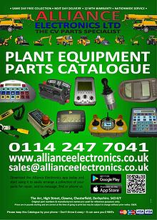 Alliance Electronics Ltd Plant Equipment Parts Catalogue 2016