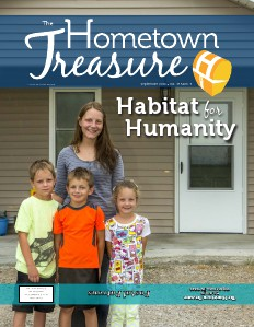 The Hometown Treasure September 2013