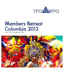 Members Retreat Colombia 2013