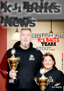 K-1 Baits Monthly News