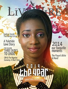 LiveWire, The Year Edition (2014)