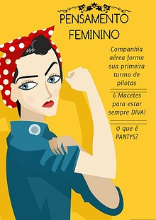 PENSAMENTO FEMININO