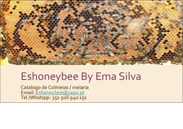 Eshoneybee by Ema Silva apresentação catalogo colemias 2018_pdf