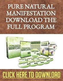 Pure Natural Manifestation PDF Book Download The Program