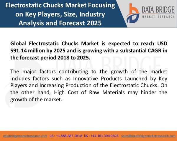 Global Electrostatic Chucks Market