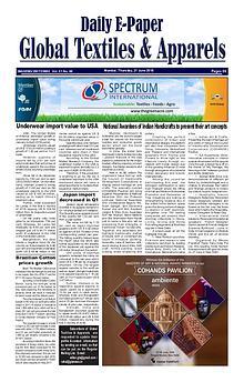 Global Textiles & Apparels e paper (21 June 2018)