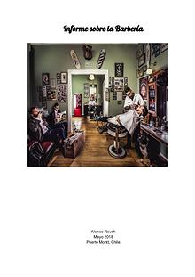 Manual del buen barbero