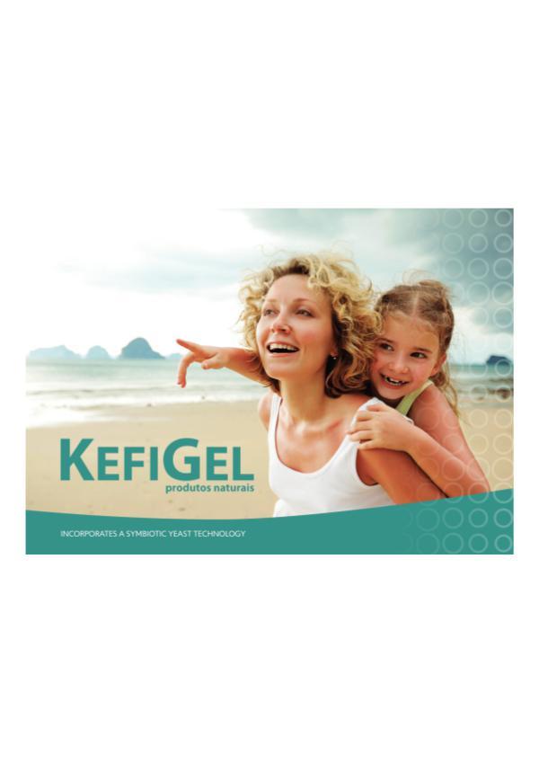 KefiGel KefiGel natural dermo-cosmetics based water kefir