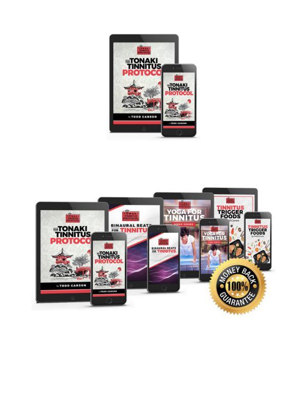 Tonaki Tinnitus Protocol PDF, eBook Free Download Todd Carson Tonaki Tinnitus Protocol Program