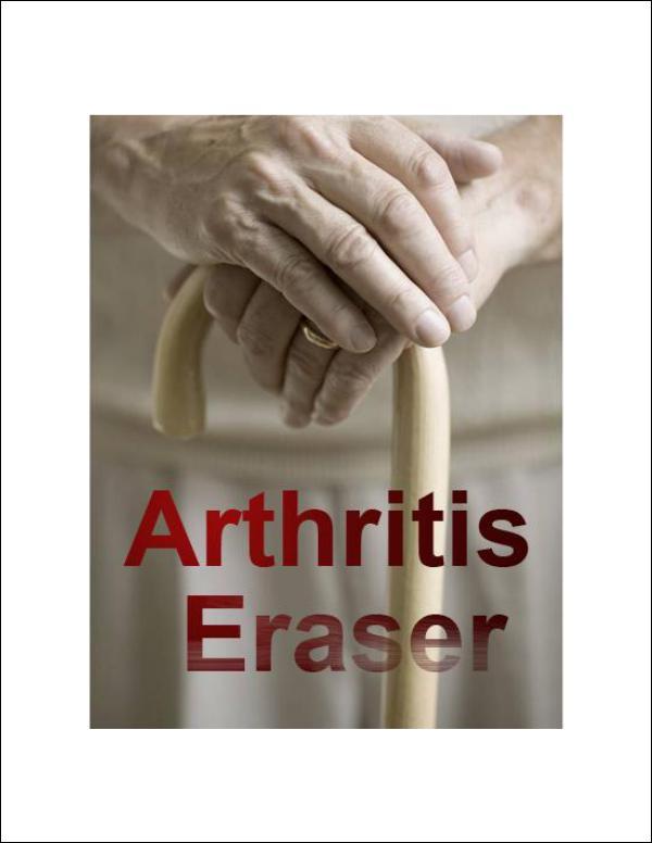 Erase Arthritis PDF Free Download, Book Michael Willson Erase Arthritis Program