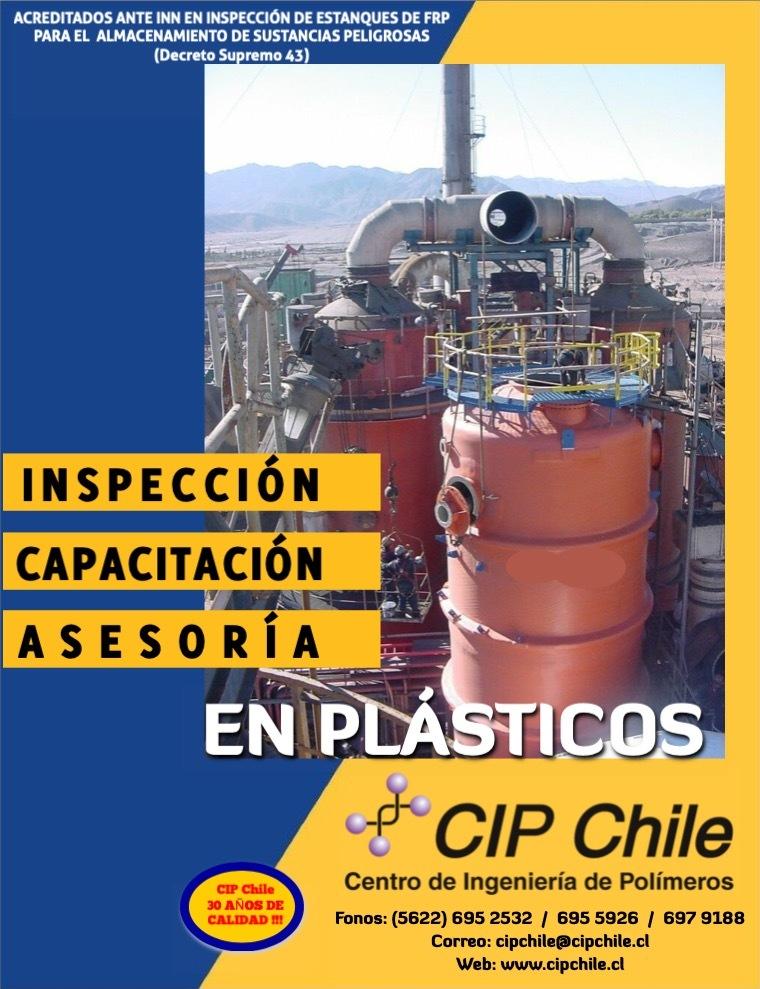 Centro de Ingeniería de Polímeros, CIP Chile CATALOGO 2020