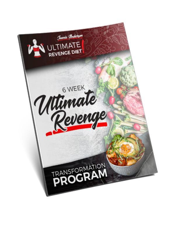 Joanie: The Ultimate Revenge Diet PDF, Book Free Download The Ultimate Revenge Diet Program