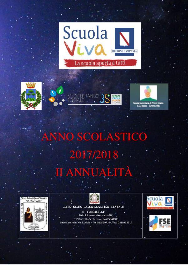 Scuola Viva 2017/2018 Il cielo stellato sopra di noi (2)
