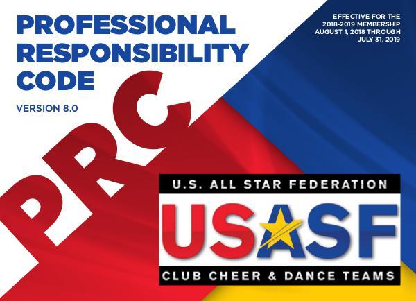 U.S. All Star Federation PRC V 8.0