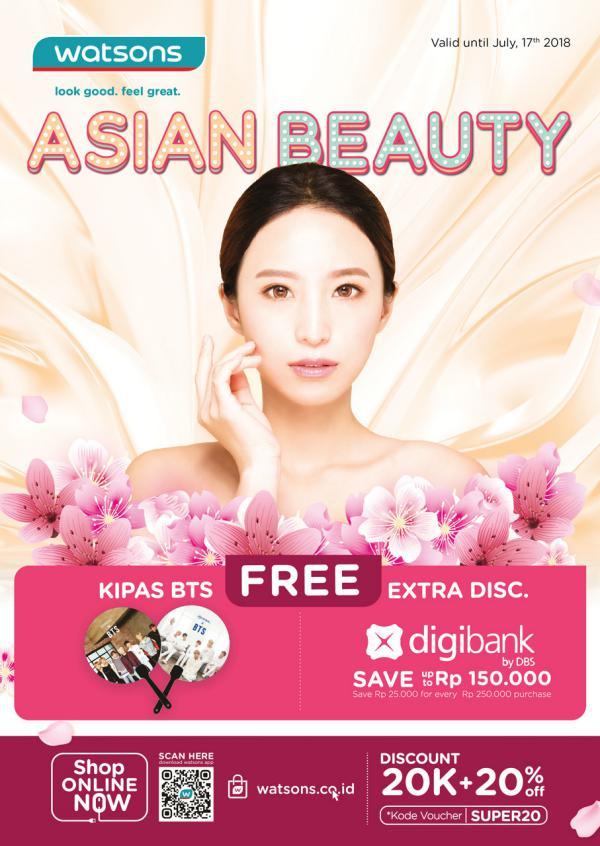 watsons asian beauty Asian Beauty