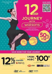 Watsons 12th Journey