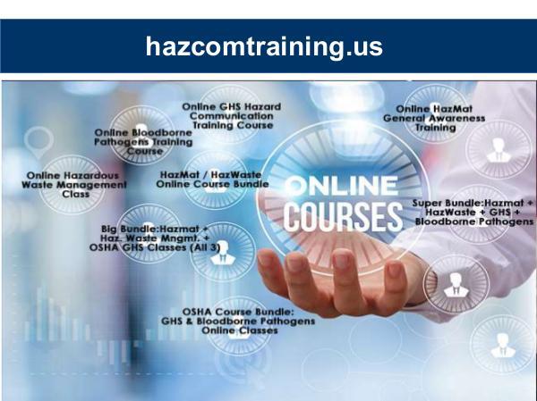 hazcomtraining Online Bbp Class
