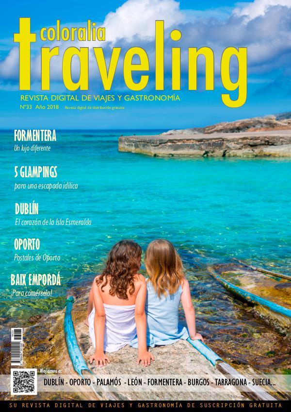 Revista Traveling Julio-Agosto Número 33