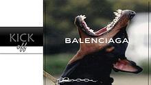 KICK OFF $ BALENCIAGA