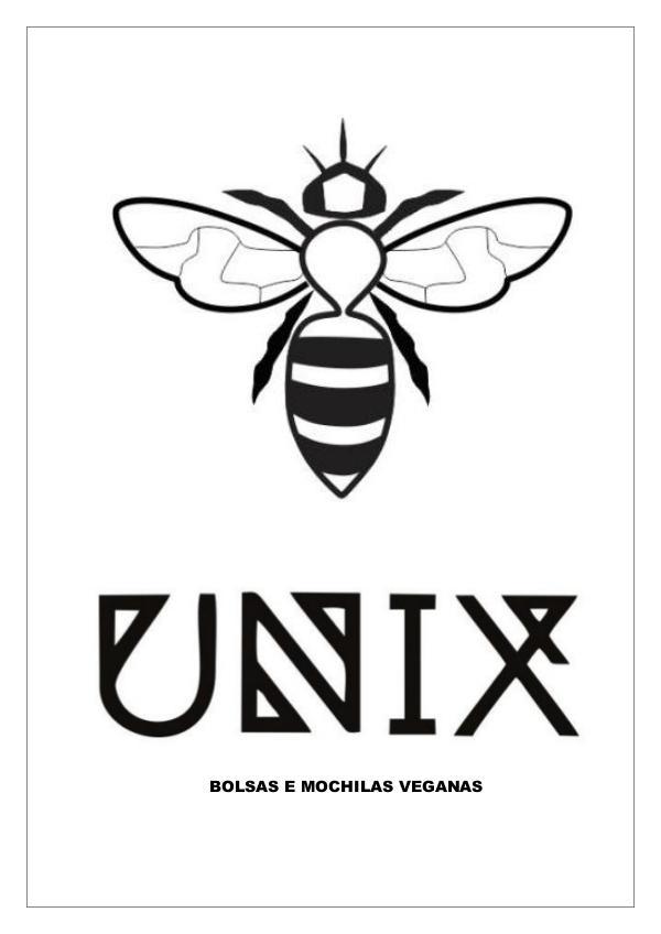 Trabalho Integrado UNIX - Bolsas e mochilas veganas