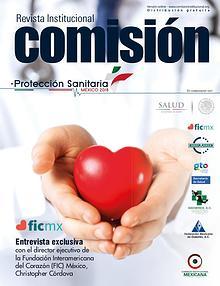 Comisión - Protección Sanitaria México 2017