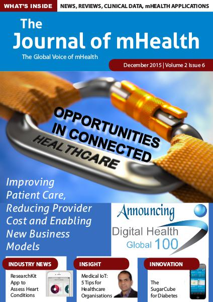 The Journal of mHealth Vol 2 Issue 6 (Dec 2015)