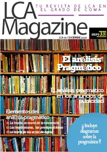 Práctica 5: Análisis Pragmático e.g. Diciembre 2013