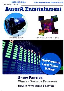 Aurora Entertainment Product Guide