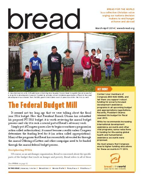 Bread March-April 2014
