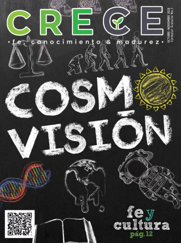Revista Crece Cosmovisión