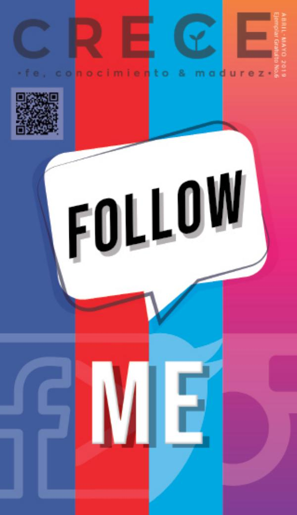 Revista Crece Follow Me