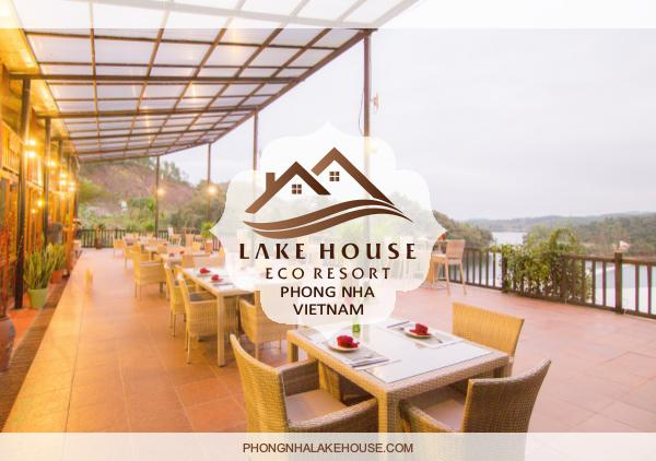 Phong Nha Lake House Resort Brochure