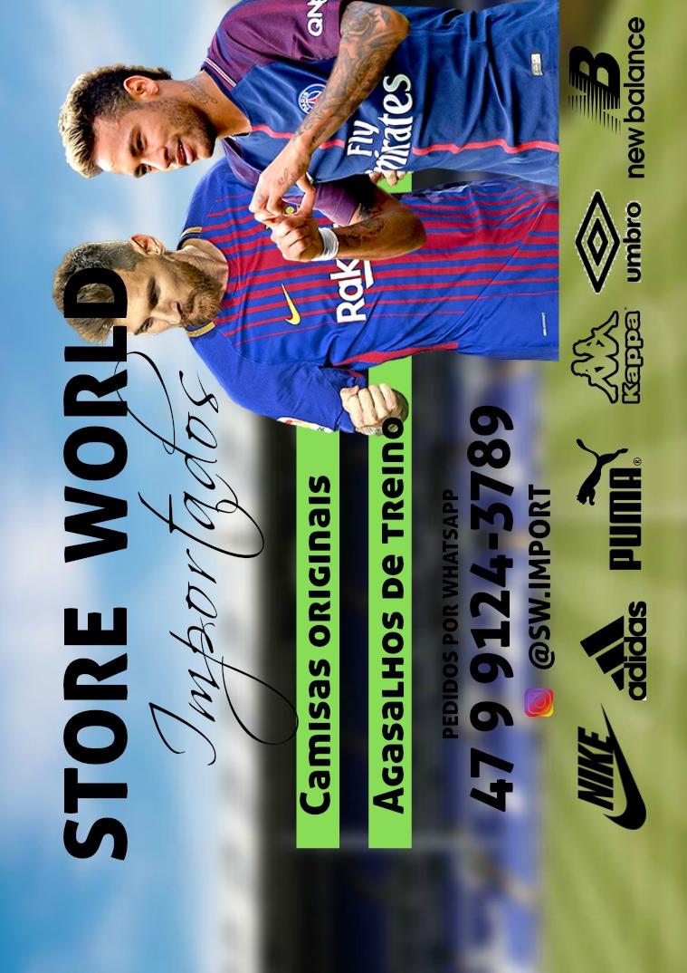 Catálogo Sport Wold Import - Camisa Catálogo Sport World Import - Camisas