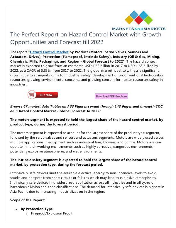 Energy and Power Hazard Control Market