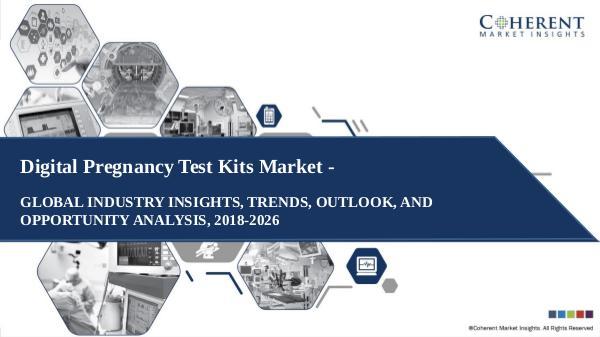 Digital Pregnancy Test Kits Market