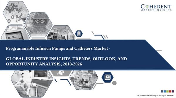 Medical Devices Industry Reports Programmable Infusion Pumps and Catheters Market