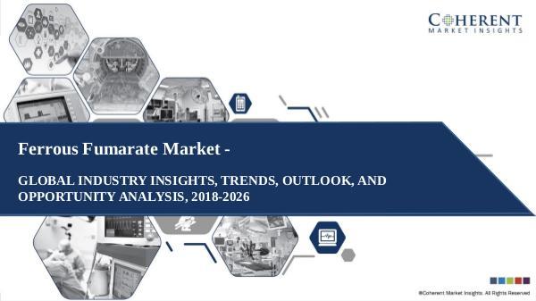 Ferrous Fumarate Market – Industry Size, Share, Tr