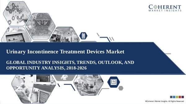 Medical Devices Industry Reports Urinary Incontinence Treatment Devices Market